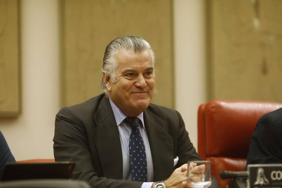COMPARECENCIA DE LUIS BARCENAS EN COMISION EN EL CONGRESO