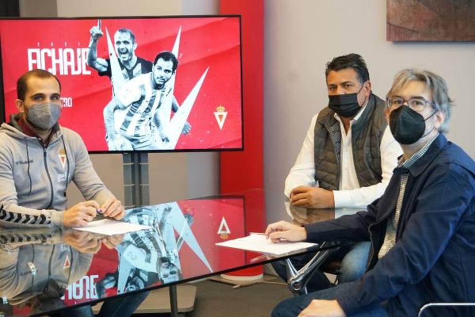 Antonio Verza firma por el Real Murcia