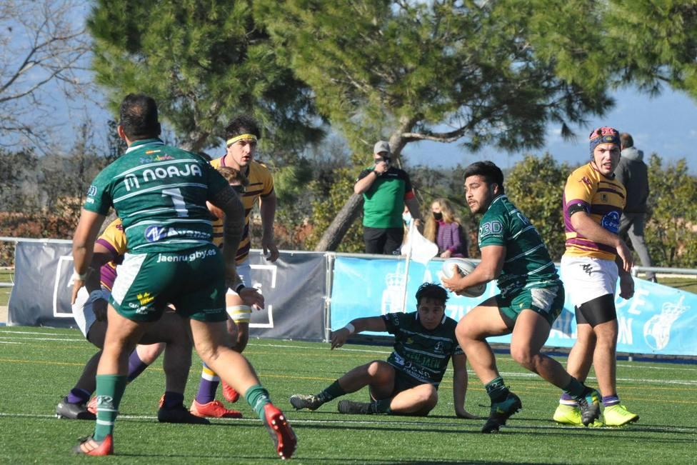 Los tres equipos séniors de Jaén Rugby juegan fuera este fin de semana