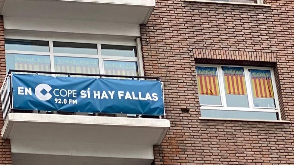 Balcón de COPE Valencia
