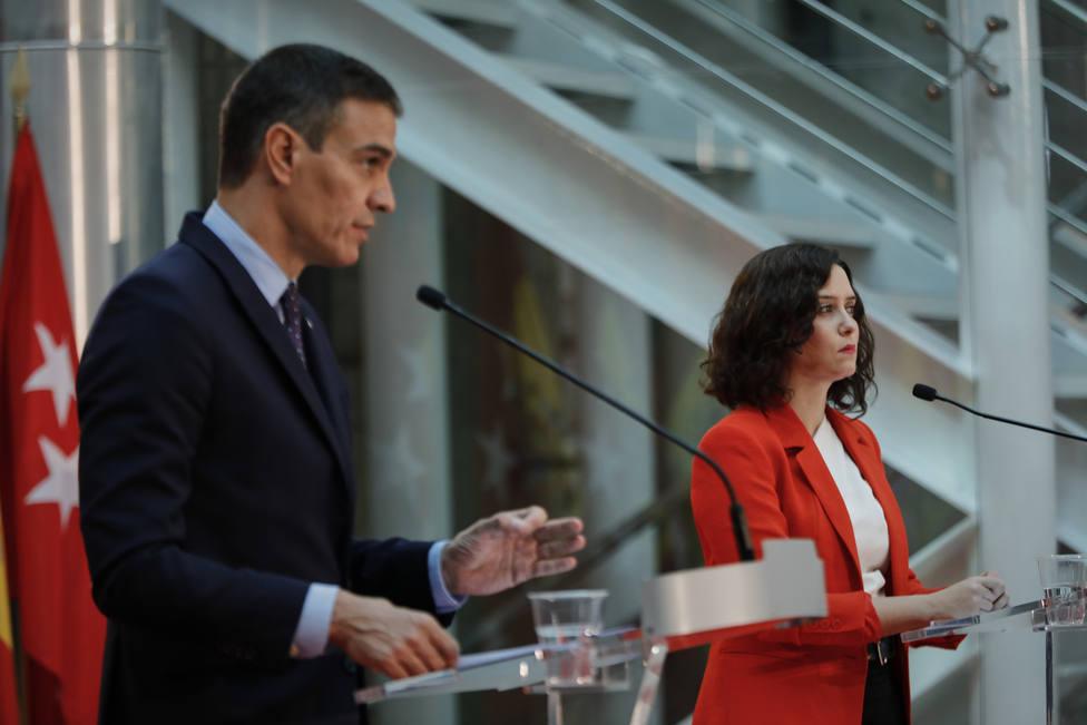 Sánchez abre una nueva guerra con Ayuso acusando a Madrid de manipular las cifras de contagios