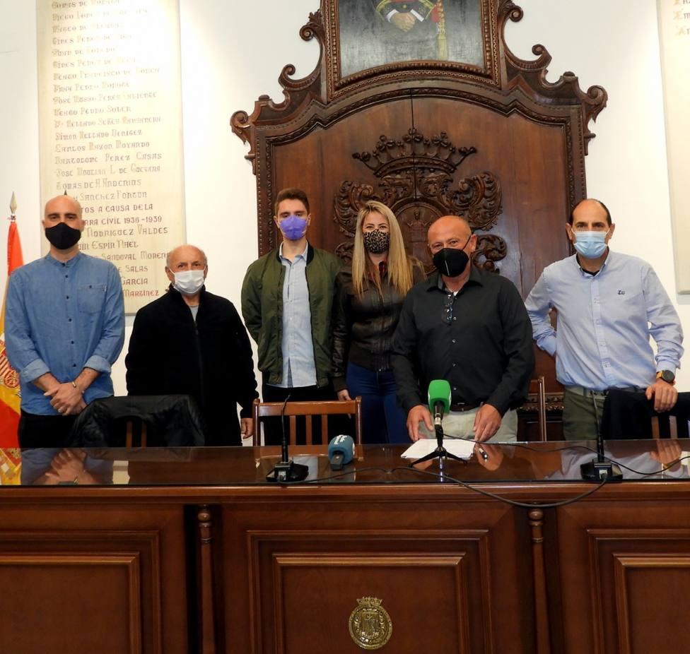 Dirigentes de IU en el Guadalentín piden al Ministerio de Trabajo la eliminación de las ETT