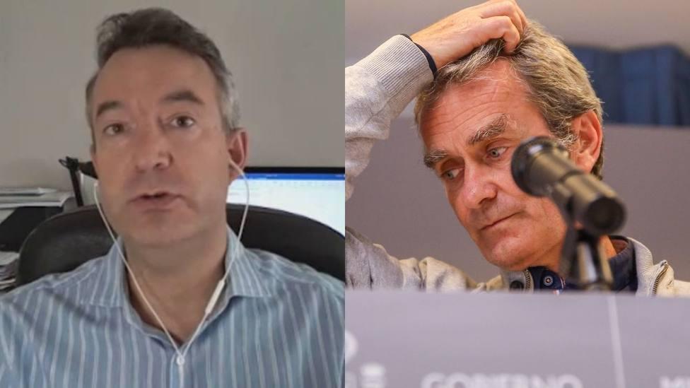 César Carballo se queda en shock con la última bomba de humo de Fernando Simón: Es un crack