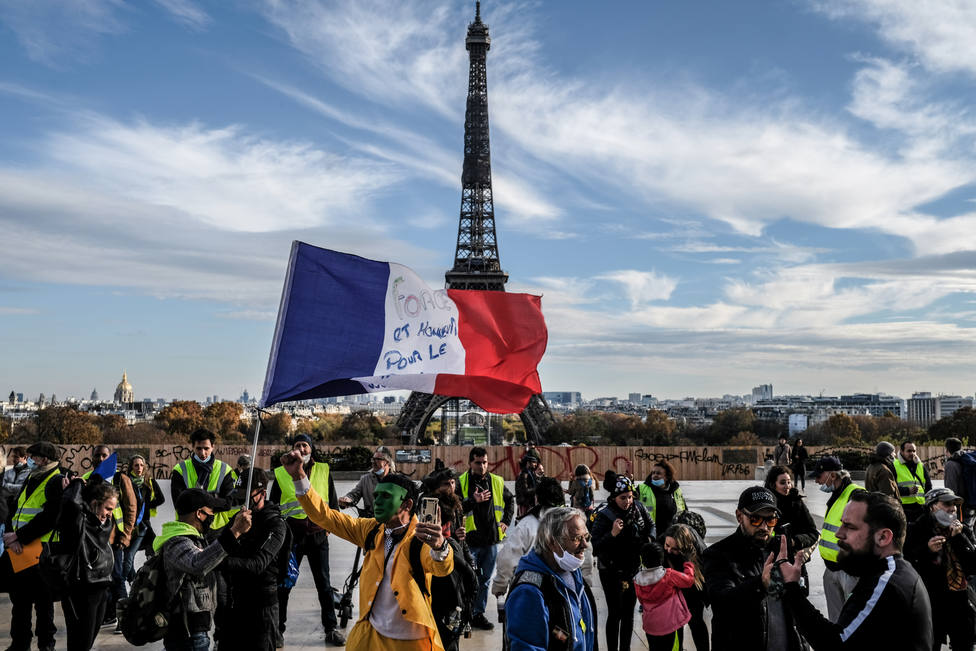 Francia suma otras 330 muertes y más de 36.400 nuevos casos de la covid-19