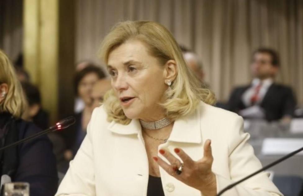 Elisabetta Belloni, primera mujer al mando de lo servicios secretos italianos. Fuente Twitter