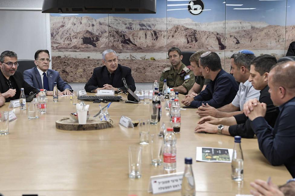 Netanyahu dice que Hamás no esperaba la ofensiva israelí y que continuarán cuanto sea necesario
