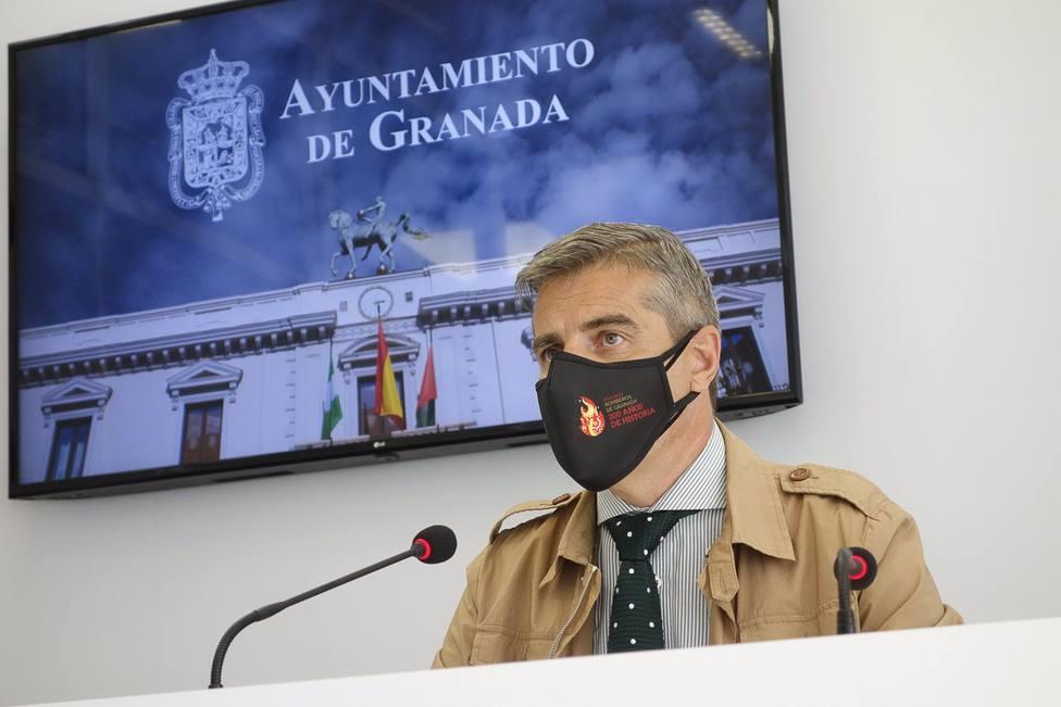 Granada2031.- Un dispositivo especial con casi 2.000 agentes locales velará por la seguridad la semana del Corpus