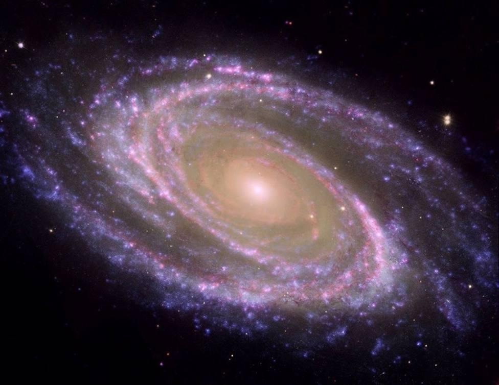 Granada.- Investigadores identifican el origen de las primeras estructuras formadas en galaxias como la Vía Láctea
