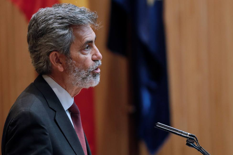 El CGPJ emite un comunicado y culpa al Consejo de Europa de entrometerse en la justicia española
