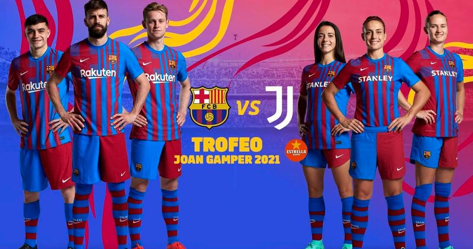 El Barcelona jugará el Gamper el próximo 8 de Agosto con público en el Camp Nou.