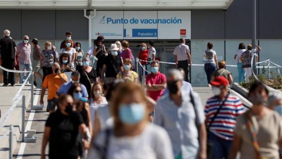 La Comunidad de Madrid notifica 1.070 casos en las últimas 24 horas y 6 fallecidos