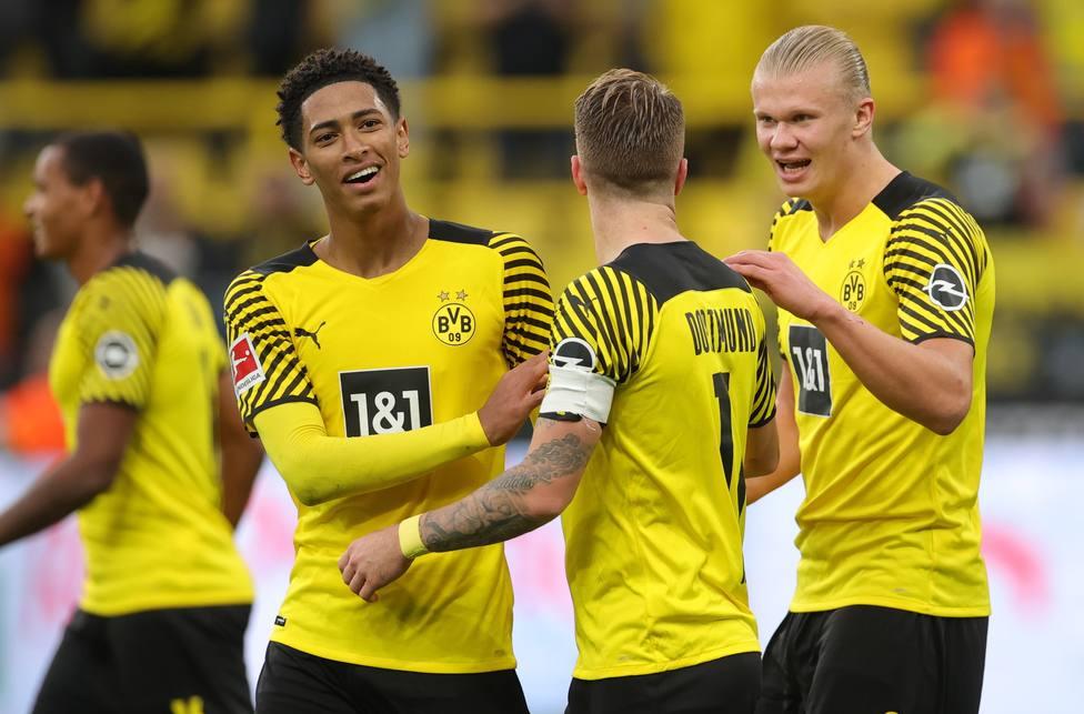 Borussia Dortmund vs 1.FC Union Berlin