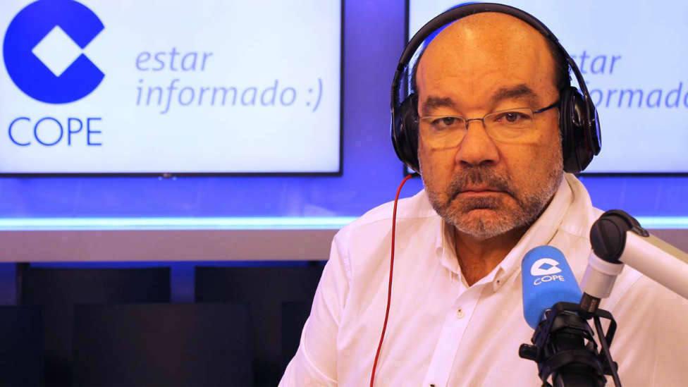Ángel Expósito, director de La Linterna de COPE