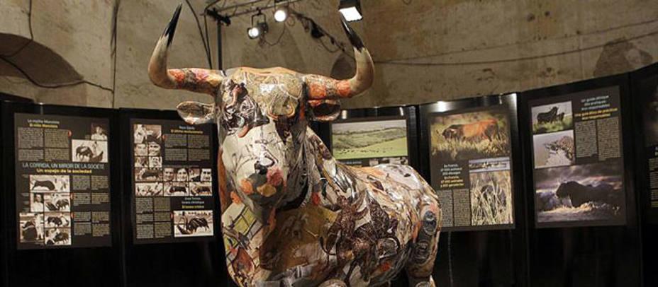 El Museo Itinerante de las Tauromaquias Universales desembarca en Zaragoza durante su Feria de San Jorge. VIARD
