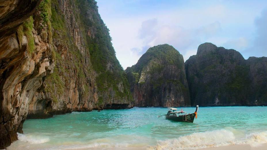 """Tailandia cierra """"La Playa"""" de Dicaprio para salvarla de los turistas"""
