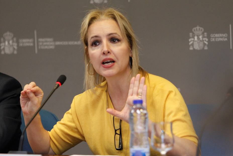 La directora de la ONT, Beatriz Domínguez-Gil