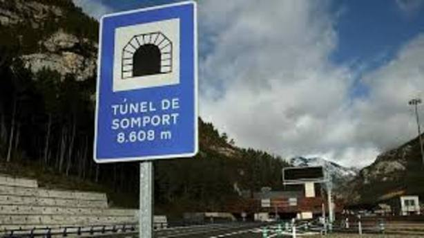 Túnel del Somport