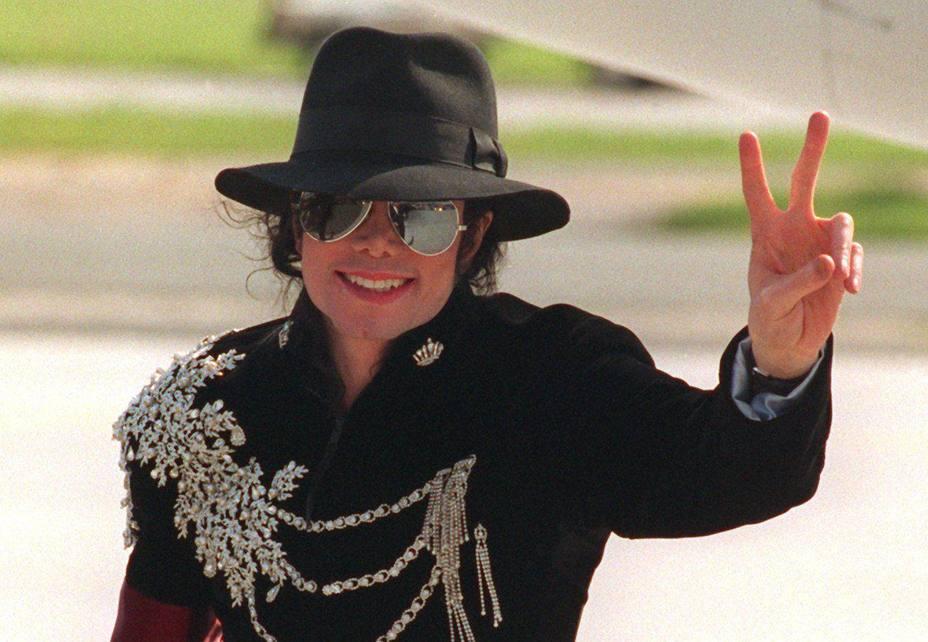 La Policía Nacional publica un vídeo de Michael Jackson