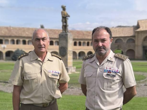 D. Joaquín Ramos y D. Francisco Rubio