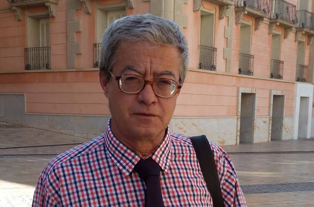 Fallece el fotógrafo municipal Pepe Albaladejo