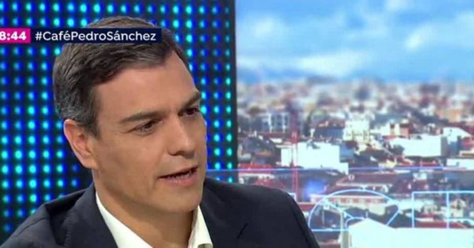 """Sánchez veía """"clarísimamente"""" el delito de rebelión en mayo"""