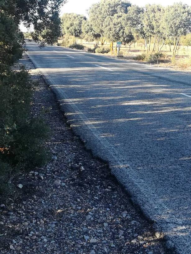 Carretera CM 3119