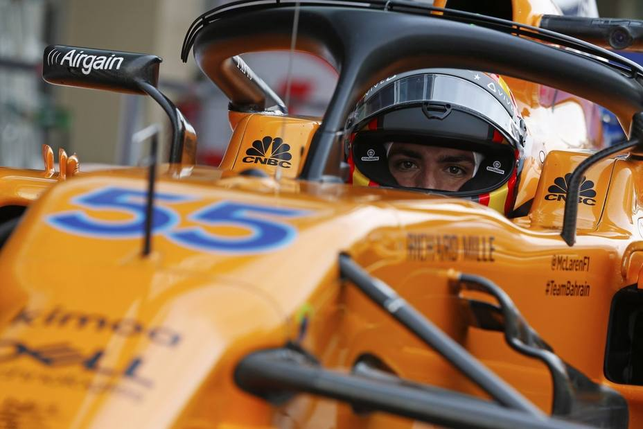 Carlos Sainz: Es un placer rodar tanto, agradecer al equipo un coche tan fiable