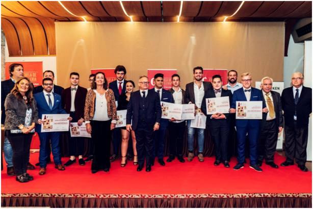 La Escuela de Hostelería Fundación Cruzcampo de Jaén gradúa a su 16ª promoción