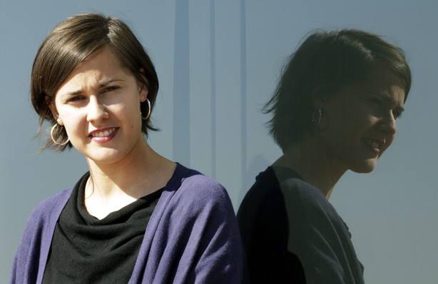 Jenn Díaz, diputada de ERC