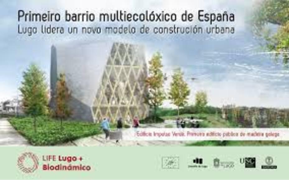 Lugo da el primer paso para la creación de un barrio multiecológico pionero en España