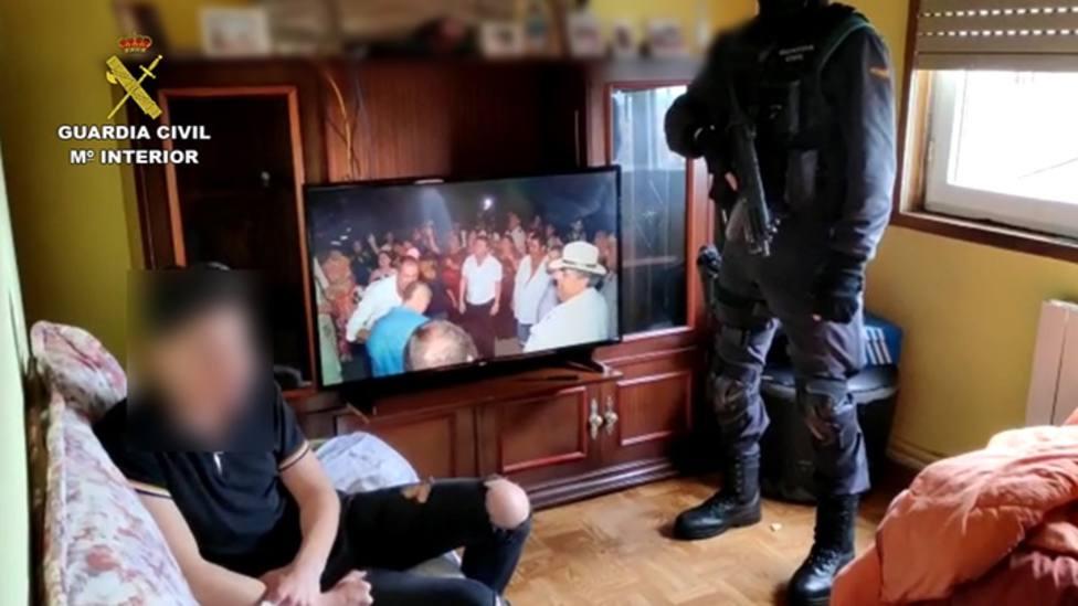 Liberada en Lugo una menor de Valladolid retenida ilegalmente por su novio y los padres de éste