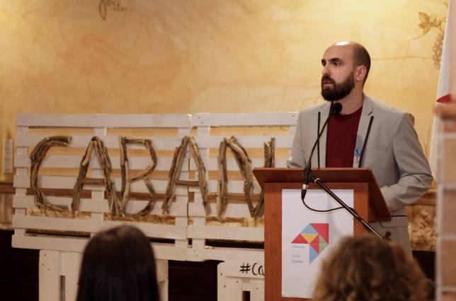 Iago Varela, candidato del BNG a la Alcaldía de Cabanas - FOTO: BNG Cabanas
