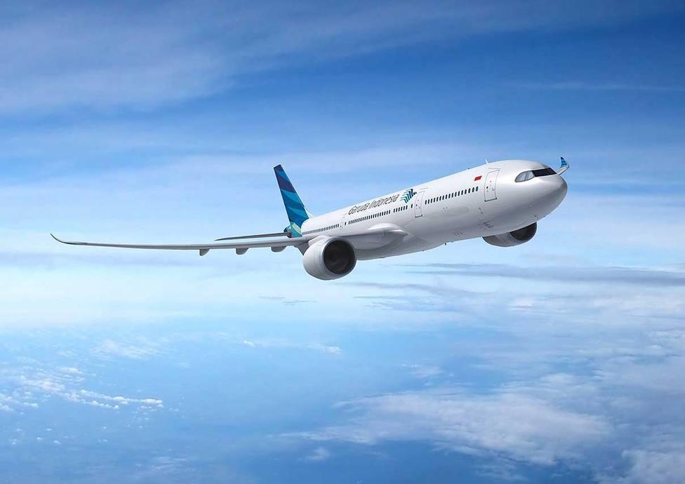 La compañía aérea Garuda Indonesia cancela un pedido de 49 Boeing 737 MAX tras los accidentes