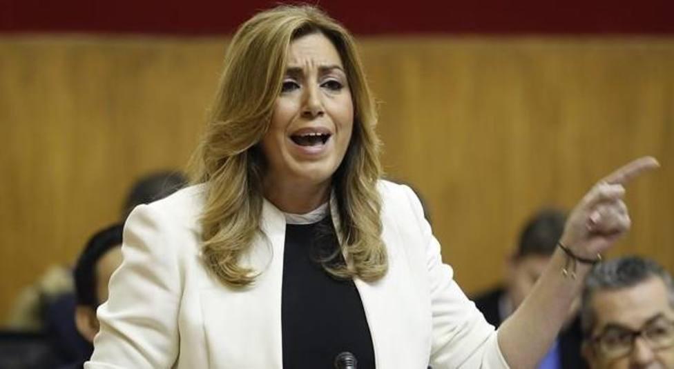 La advertencia de Susana Díaz al trifachito: No vamos a admitir lecciones de patriotas de hojalata