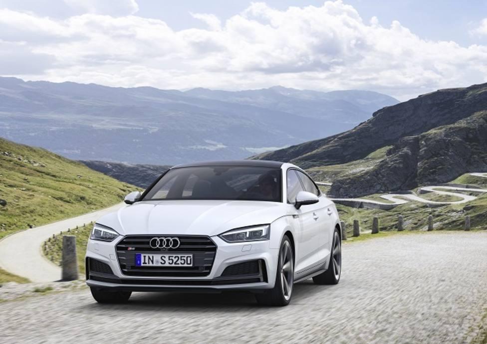 Audi ofrecerá el S5 con motor diésel por primera vez