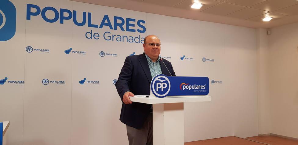 Jose Robles, coordinador de la Campaña del PP