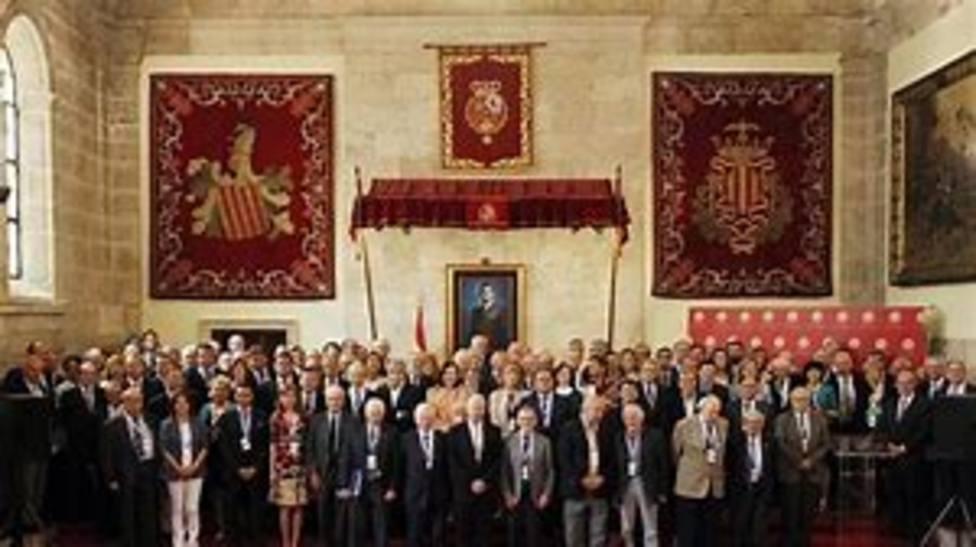 Foto de familia Jurados Premios Jaime I en 2019