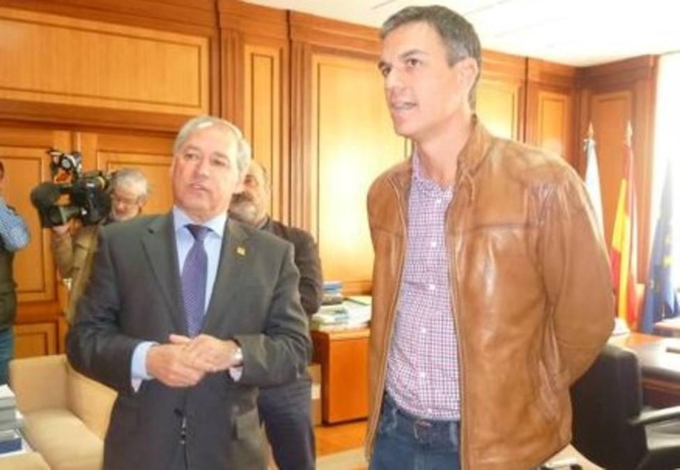 """Tomé dice que está """"a disposición del partido"""" y a la espera de que se pronuncie sobre la Diputación"""