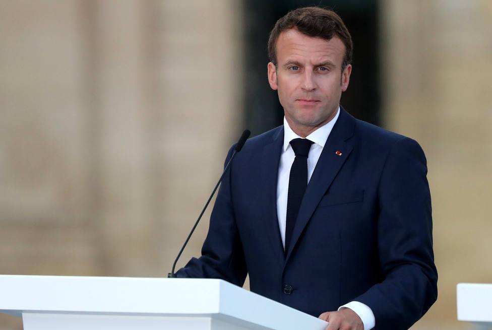 El gobierno de Macron pedirá explicaciones a Ciudadanos por las negociaciones con Vox