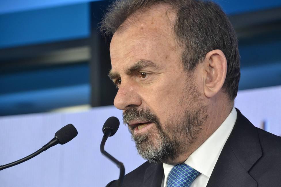 Angel Torres Sanchez, presidente del Getafe C.F.