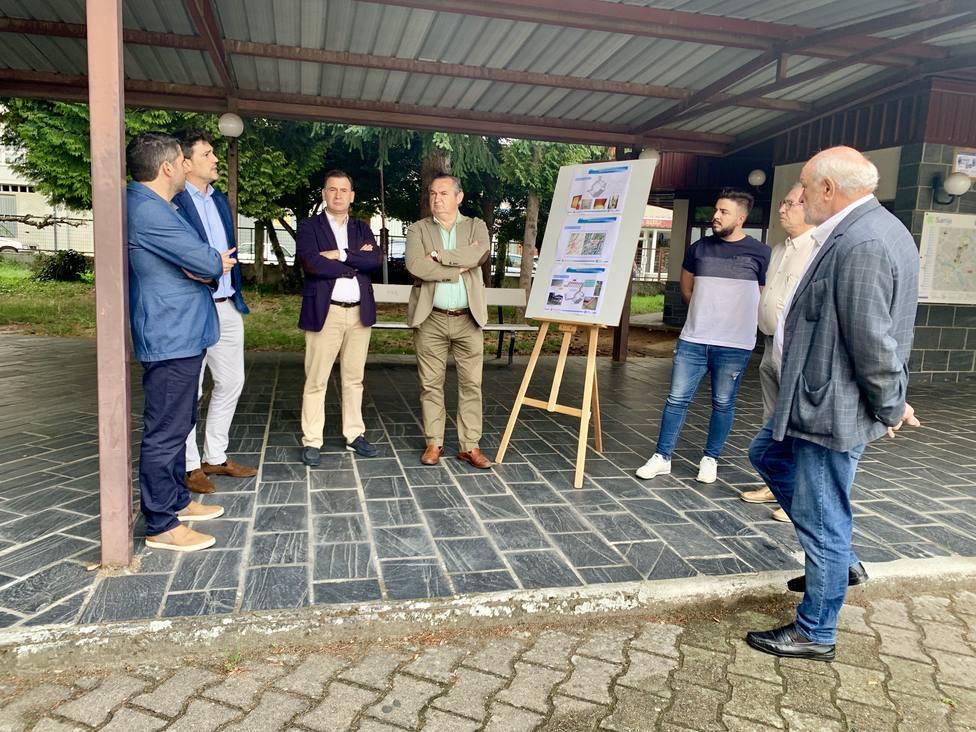 La remodelación de la estación de autobuses de Sarria comenzará a finales de este año