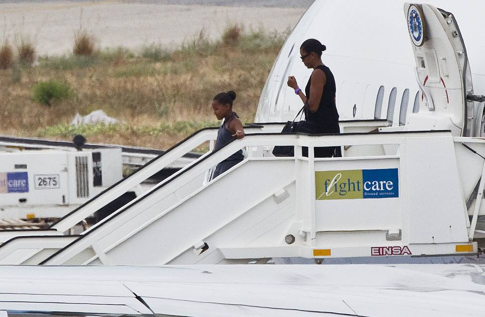 Michelle Obama elige Mallorca para pasar unas vacaciones en solitario