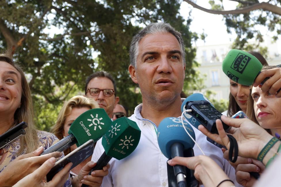 Bendodo dice que Andalucía estará a la altura para recibir al Open Arms y aprecia falta de lealtad del Gobierno