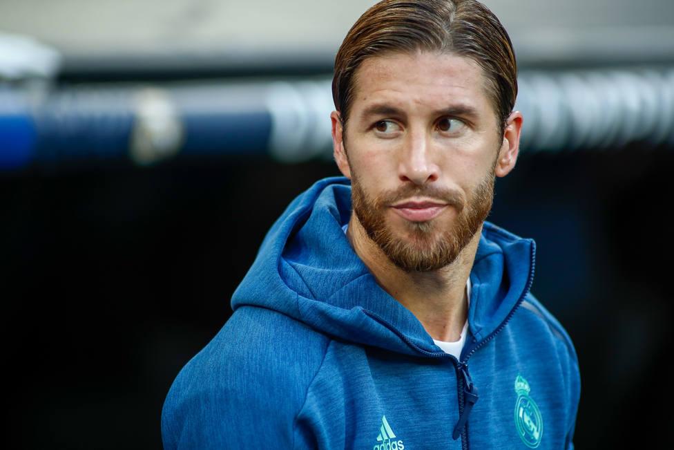 La foto de Sergio Ramos sin camiseta que ha sorprendido a todos sus fans
