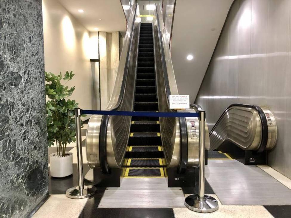 El error que cometemos al usar una escalera mecánica y que puede salvar vidas