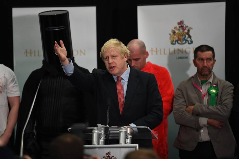 Johnson traslada a Sturgeon su oposición a un nuevo referéndum en Escocia