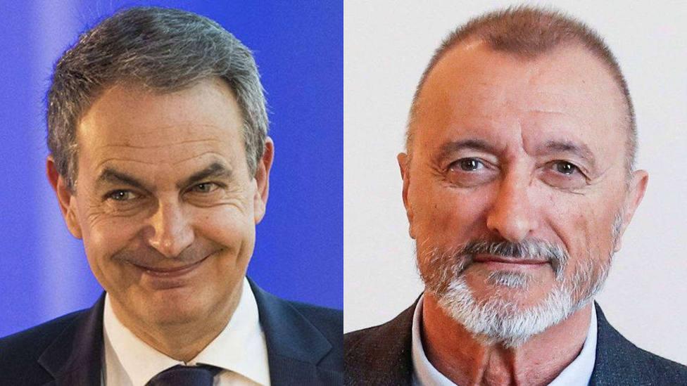 La clase magistral de Pérez-Reverte sobre los 'tipos de tontos' del que Zapatero sale mal parado