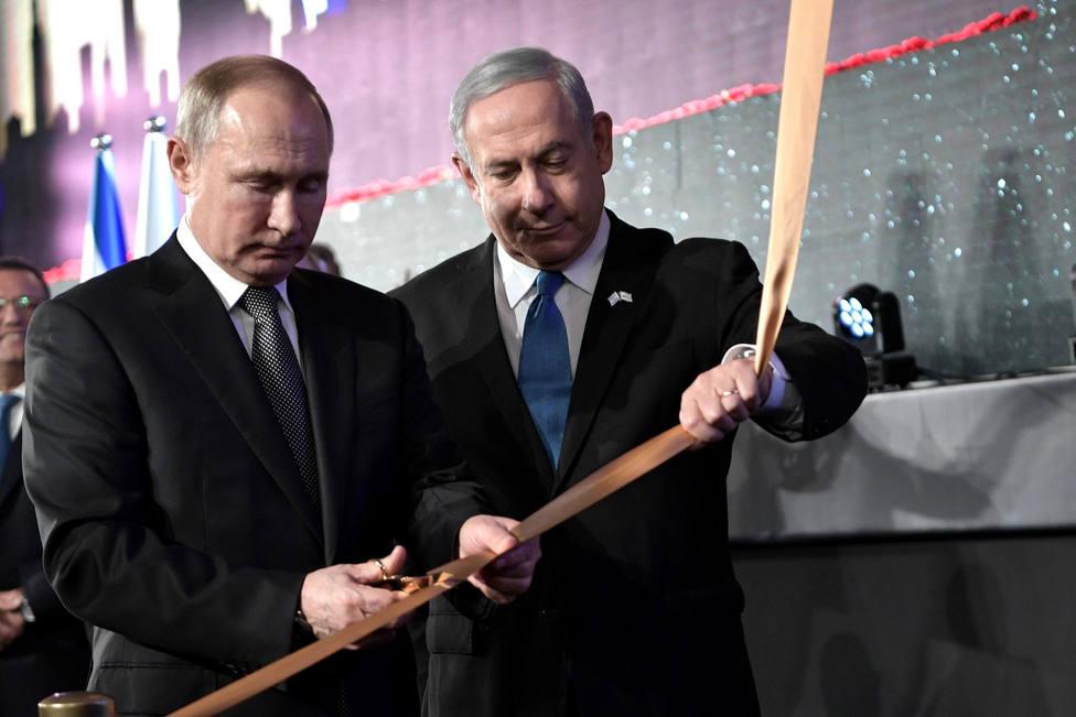 Putin concede el perdón a una israelí condenada por posesión de drogas antes de su reunión con Netanyahu