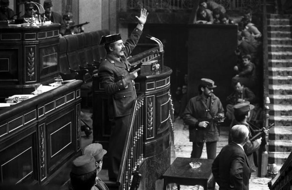 Así vivió COPE el intento de golpe de Estado del 23-F