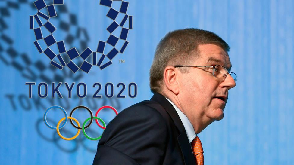 Thomas Bach, presidente del Comité Olímpico Internacional. CORDONPRESS